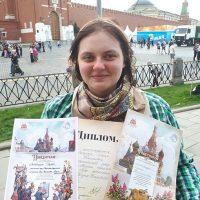Победительница Даша Любарщук