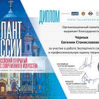 Диплом Жюри Талант России 2021